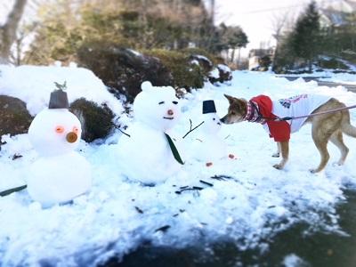 雪だるまラブ.JPG